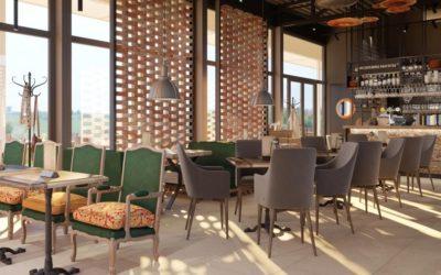Основной ресторан/кафе