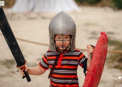 маленький рыцарь